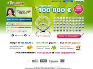 Jouer à la Loterie en ligne